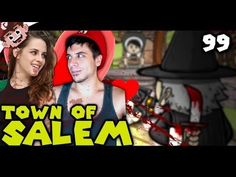 I Love Kristen Stewart (The Derp Crew: Town of Salem - Part 99)