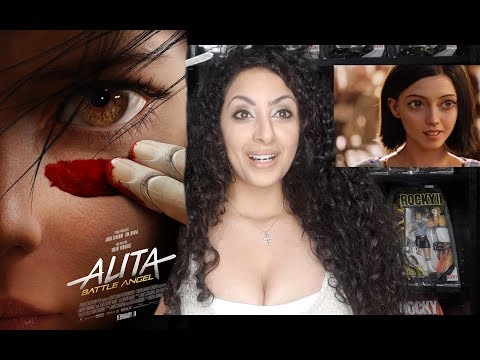 ALITA: BATTLE ANGEL  TRAILER #3 REACTION!!!