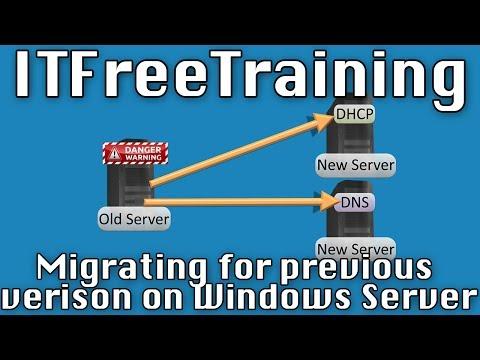 Migration Roles In Windows Server 2012 R2