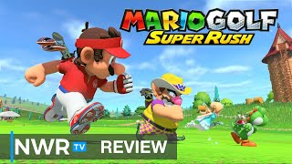 Mario Golf: Super Rush (Switch) Review -  Decent Short Game But Weak Off The Tee (Video Game Video Review)