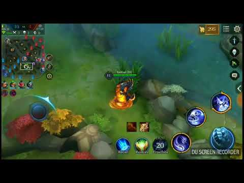 zill gameplay item build and arcana aov yt initial. Black Bedroom Furniture Sets. Home Design Ideas