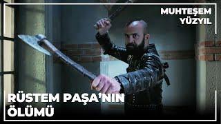 Rüstem Paşa'nın ölümü // Death of Rüstem Pasha (English Subtitle)