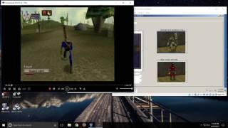 EQOA Revival Real PS2 Run