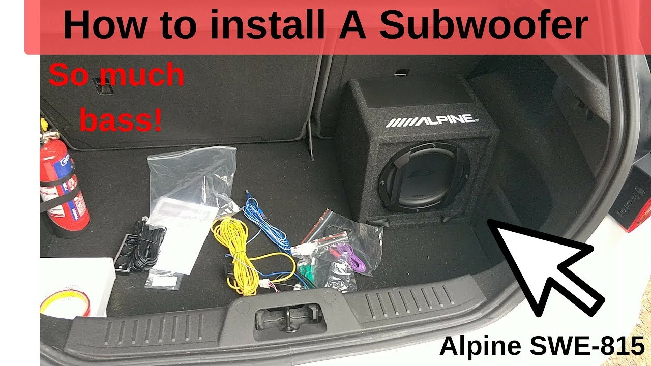 Alpine Subwoofer Wiring Diagram from i.ytimg.com