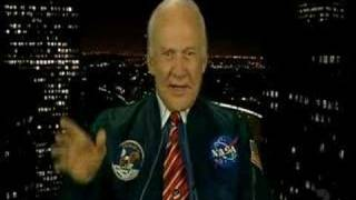 Buzz Aldrin talks about the Moon