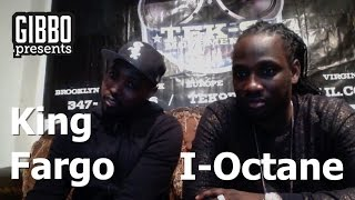 I-Octane & King Fargo: Dub Prices, Artiste & Sound Relationship & The Octane Cup Clash