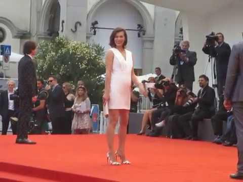 Milla Jovovich - Venice Film Vestival #Venezia71
