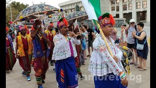 Variety of cultures, traditions and customs - the 45th edition of the International Folklore Festival started yesterday
