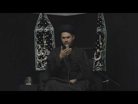 5th Muharram 2016 - Saints and Sincerity - Sayed Ali Abbas Razawi