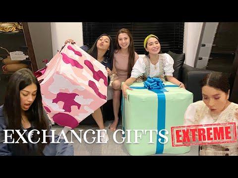 #DOLAINAB EXCHANGE GIFT PART 3 (Shookt Sila Hahaha Sorry Girls)
