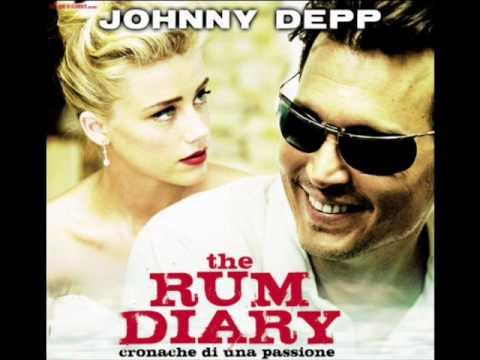 The Rum Diary - Soundtrack - Volare - Dean Martin