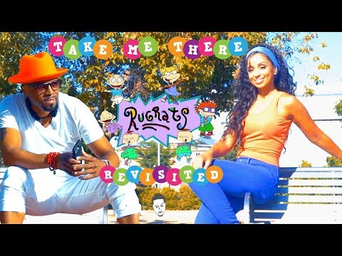 "JR Taylor Presents: ""Rugrats Revisited"" Feat. Mya & Teddy Riley"