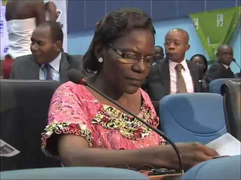 15th Africa OILGASMINE Trade & Finance 2012 - Video 1