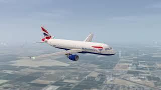 Turbulent Flight - Aerofly fs 2