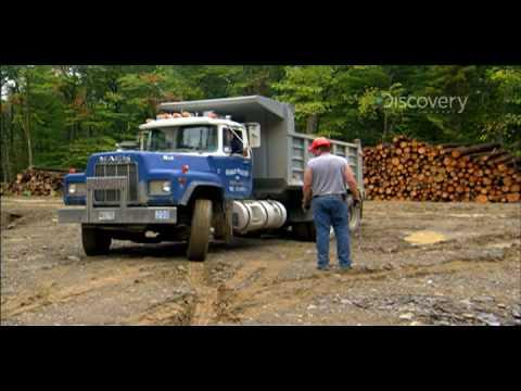 American Loggers: Mud Lessons