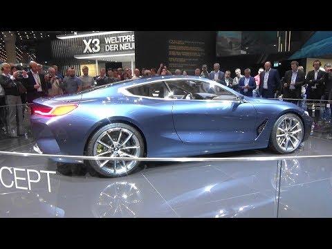 BMW Concept 8 Series - International Motor Show IAA 2017 - Frankfurt