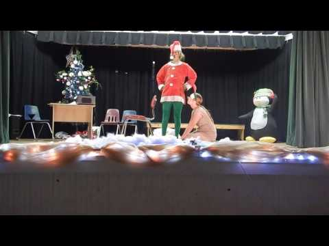 Millry High School Drama Club: How the Grinch Stole Christmas Part 2