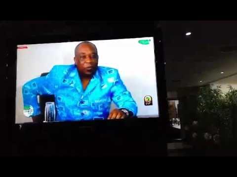 RT on Cameroon TV news