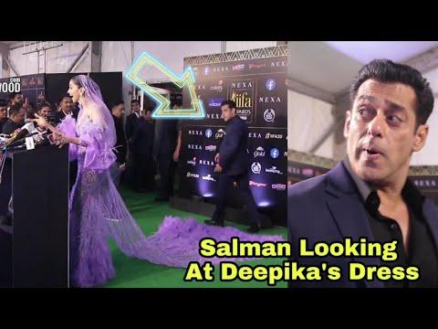 When Salman Khan Teases Deepika Padukone for Wearing Long Dress 😂 At IIFA AWARDS 2019 | #IIFA20 Mp3