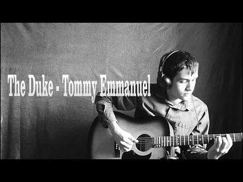 The Duke - Tommy Emmanuel  | Cover By Artur Gainullin