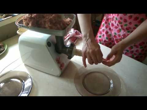 Домашние колбаски рецепт // Без химии