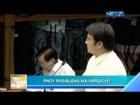 Possible Impeachment of President Aquino