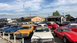 Classic Hot Rod Car Lot Inventory Maple Motors 6/25/19
