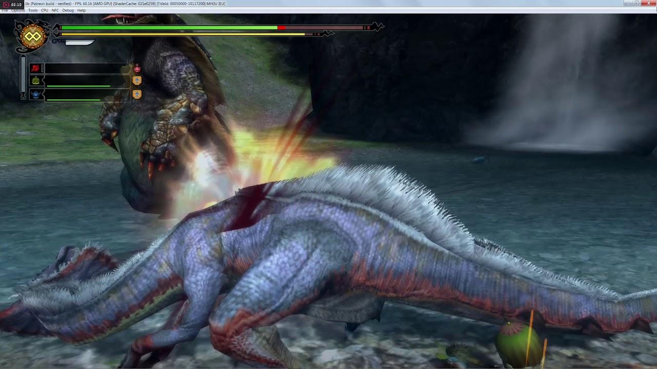 Monster Hunter 3 Ultimate - CEMU Wiki
