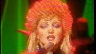 BONNIE TYLER --- IF I SING YOU A LOVE SONG (Live Performance)