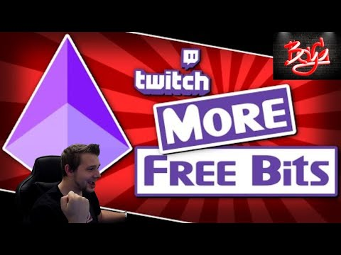 How To Get Free Bits On Twitch