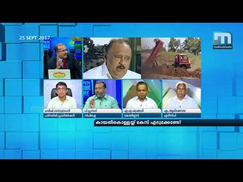 Shouldn't case filed for illegal reclamation of lake?| Super Prime Time (25-07-2017)| Part 3