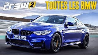 The Crew 2 : Bmw M5 vs Bmw M4 vs Bmw M2 vs BMW z4