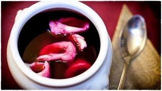 Red Borscht - Barszcz Czerwony - Christmas Menu Recipe #51