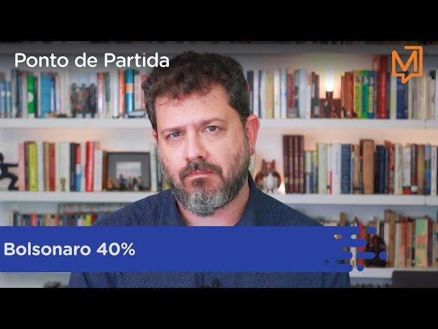 Bolsonaro 40%