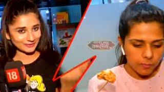 Kanika Mann Hangout with Guddan STAR - Saas Bahu aur Devrani
