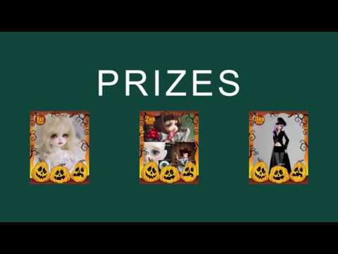 How to join to DOLKUS BJD Photo Contest | Halloween Event 2018