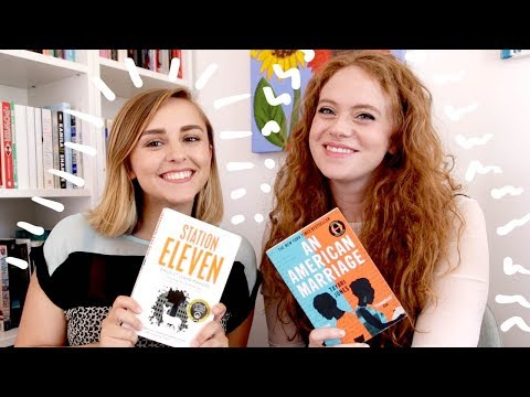 How To Read More - 5 Tips! | Hannah Witton & Anna James