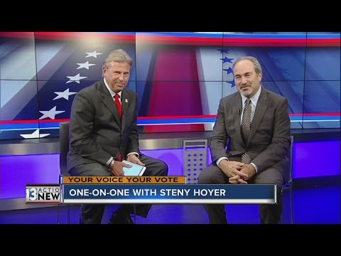 RALSTON: One-on-one with Steny Hoyer