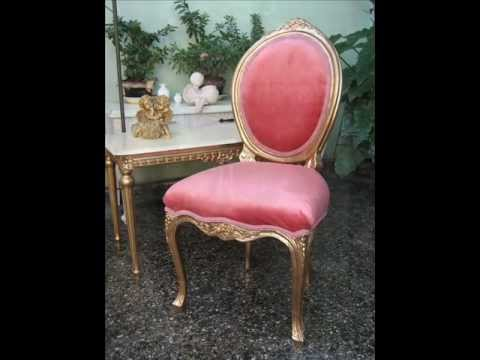 Antique Furniture Louis XV / Shabby Chic Peru