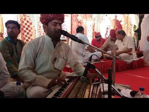 SRI KARNI MATA BHAKT-GAN KOLKATA. CHIRJA Bhajan utsav 15 August 2016 VISHAL SINGH KAVIYA