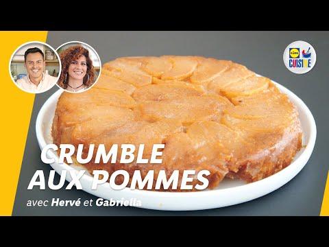 crumble-aux-pommes-façon-tatin-|-lidl-cuisine