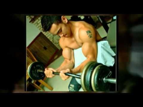 Bodybuilding Tattoo Motive