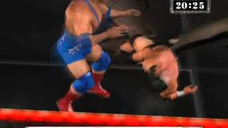 WWE RAW pc game extreme moments 3