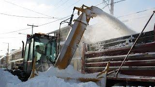 Pronovost - Industrial Snow Blower