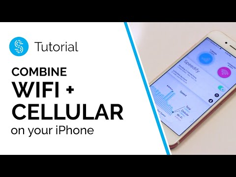 Use WiFi and Mobile Data Together Simultaneously on Your