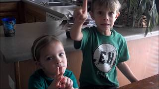 👧🐦LITTLE KID FLIPS THE BIRD COUNTING DOWN TO CHRISTMAS🌲🎅 | FUNNY KID MOMENTS | DYCHES FAM