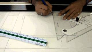 How To Draw A Floor Plan.avi