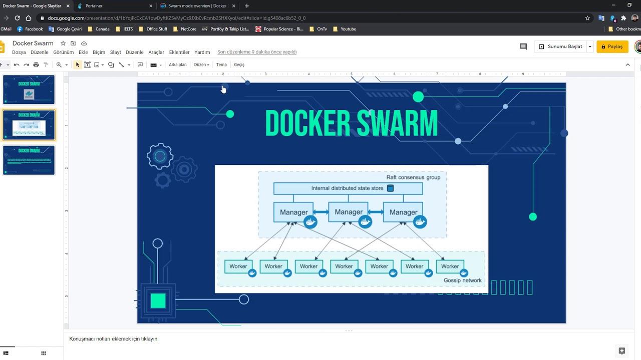 How to Init Swarm | Docker Swarm | Swarm Join Token #19