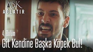 Yusuf istifa etti - Aşk Ağlatır 4. Bölüm