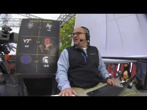 Lobos and Bob Davie Get Picked on College Game Day 10/15